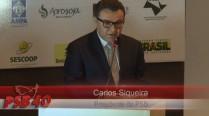 Carlos Siqueira discursa em homenagem a Eduardo Campos