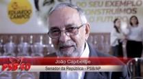 João Capiberibe fala sobre legado político de Eduardo Campos e Miguel Arraes