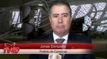 Jonas Donizette fala sobre homenagem a Eduardo Campos