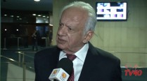 Pedro Simon comenta expectativas de Eduardo Campos para o Brasil e fala sobre situação atual do país