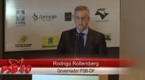 Rodrigo Rollemberg fala em homenagem a Eduardo Campos
