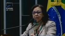 Senadora Lídice da Mata destaca a importância do Eduardo Campos na política de mulheres