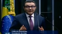 Sessão especial no Senado Federal para homenagear 1 ano do falecimento de Eduardo Campos