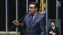 Carlos Siqueira homenageia Eduardo Campos na Câmara dos Deputados