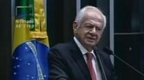 Ex-senador Pedro Simon
