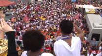 Marcha de Mulheres Negras