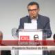 Carlos Siqueira durante a abertura do encontro da CSL