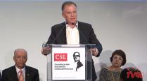 Presidente da FJM Renato Casagrande no Encontro da CSL