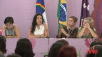 Alma Rosa Arambula Reyes – 2º Encontro Internacional de Mulheres Socialistas – 1º Dia