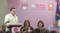 Carlos Siqueira – 2º Encontro Internacional de Mulheres Socialistas – 1º Dia