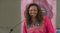 Cristina Almeida – 2º Encontro Internacional de Mulheres Socialistas – 1º Dia
