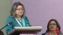 Dora Pires – 2º Encontro Internacional de Mulheres Socialistas – 1º Dia