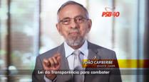 Inserções Nacionais – Transparência (João Capiberibe – Senador)