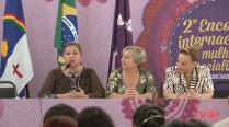 Maria Guadalupe Almaguer Pardo – 2º Encontro Internacional de Mulheres Socialistas – 1º Dia