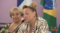 Maribel Coco – 2º Encontro Internacional de Mulheres Socialistas – 1º Dia