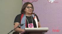 Niedja Guimarães – 2º Encontro Internacional de Mulheres Socialistas – 1º Dia