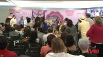 Premiação Especial – 2º Encontro Internacional de Mulheres Socialistas – 1º Dia