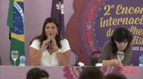 Mari Trindade – 2º Encontro Internacional de Mulheres Socialistas – 2º Dia