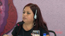 Maria Ysabel Garcia – 2º Encontro Internacional de Mulheres Socialistas – 2º Dia