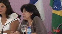 Shady Ruiz – 2º Encontro Internacional de Mulheres Socialistas – 2º Dia