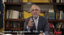 Convite para Twitaço – Senador Capiberibe