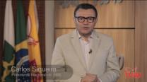 Carlos Siqueira critica narrativa de golpe criada pelo governo