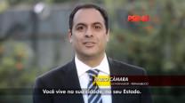 Inserções Nacionais – Federalismo (Paulo Câmara – Governador de Pernambuco)