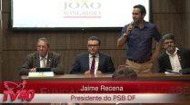 """Jaime Recena- Debate: """"Os desafios da Reforma Previdenciária no Brasil"""""""