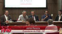 """Jaime Recena Fala 2 – Debate: """"Os desafios da Reforma Previdenciária no Brasil"""""""