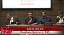 "Carlos Siqueira – Debate: ""Os desafios da Reforma Previdenciária no Brasil"""