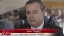 Danilo Cabral – Lançamento da Frente Suprapartidária Por Eleições Diretas Já