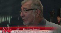 Domingos Leonelli – Lançamento da Frente Suprapartidária Por Eleições Diretas Já
