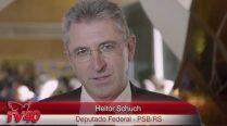 Heitor Schuch – Lançamento da Frente Suprapartidária Por Eleições Diretas Já