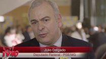 Júlio Delgado – Lançamento da Frente Suprapartidária Por Eleições Diretas Já