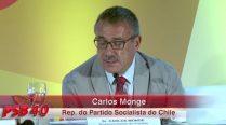24 – Conferencista Carlos Monge – Seminário 70 Anos do PSB – Desafios da Esquerda Democrática no Brasil e no Mundo