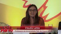 36 – Conferencista Cláudia Leitão – A Econômica Criativa como Estratégia de Desenvolvimento