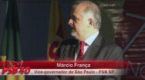 10 –  Márcio França – Seminário 70 Anos do PSB