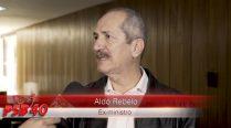 Entrevista Aldo Rebelo – Ato de Filiação Aldo Rebelo