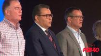 Fala de Abertura e Hino Nacional – Carlos Siqueira