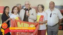 Entrevista Acelino Ribeiro – Movimento Popular Socialista
