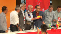 Ato de Filiação dos Deputados Carlos Minc e Gláucio Julianelli
