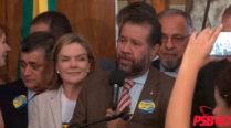 Carlos Lupi – Lançamento da Frente Suprapartidária Por Eleições Diretas Já