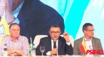 Fala de Encerramento – Carlos Siqueira – Primeira Sessão dos Congressos dos  Segmentos