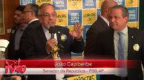 Encerramento – João Capiberibe – Lançamento da Frente Suprapartidária por Eleições Direta Já