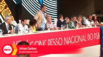 Saudações do Secretário Nacional do SSB – Joilson Cardoso