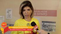 Entrevista Karina Drummond – Movimento Popular Socialista