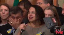 Luciana Santos – Lançamento da Frente Suprapartidária Por Eleições Diretas Já