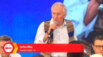 Saudações do Deputado Carlos Minc