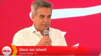Saudações do Deputado Gláucio Julianelli