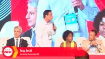 Saudações do Secretário Nacional da JSB – Tony Sechi